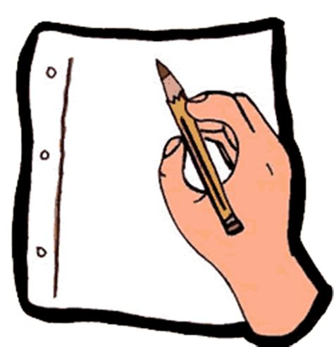 How to write exam paper